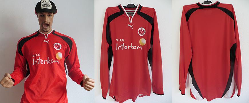 Eintracht Frankfurt Trikot 1998