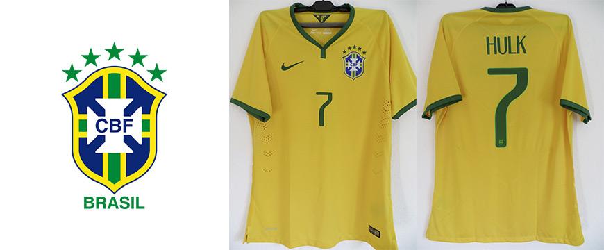 Hulk Trikot Brasil