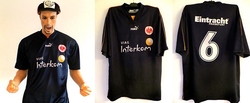 Eintracht Frankfurt Trikot 2001
