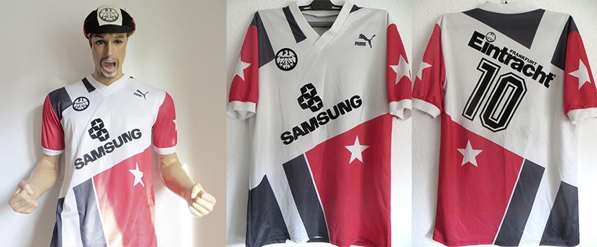 Trikot Eintracht Frankfurt Samsung 1992